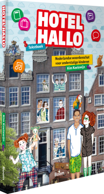 Cover Hotel Hallo - Tekstboek