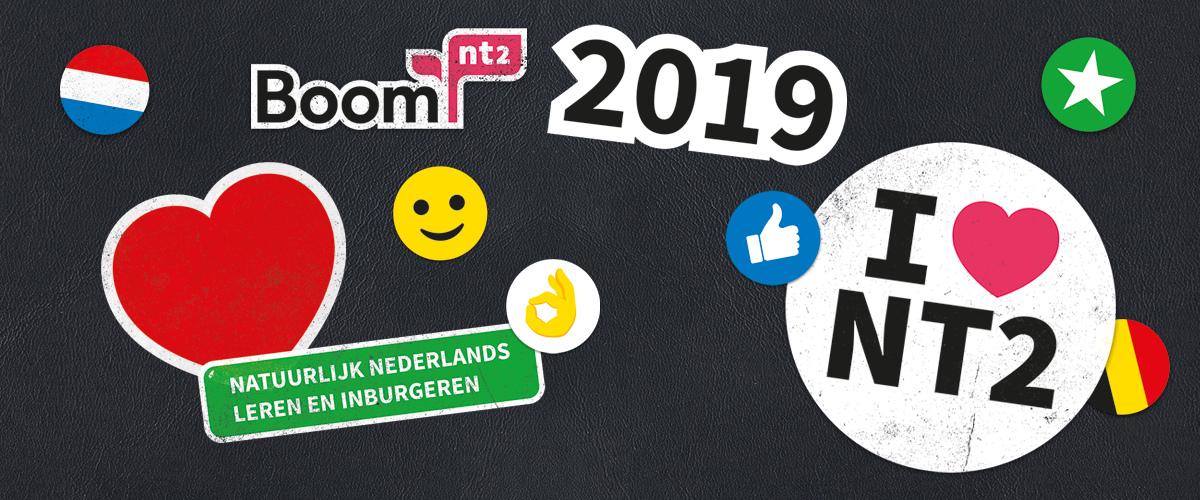 De Boom NT2-catalogus 2019 is uit!