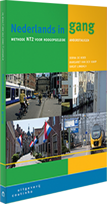 Cover Nederlands in gang