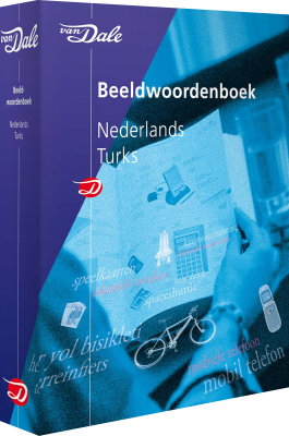 Cover Nederlands/Turks