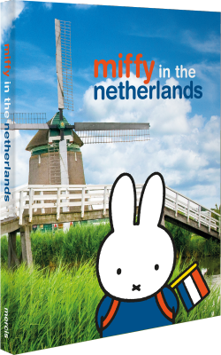 Cover Miffy in the Netherlands