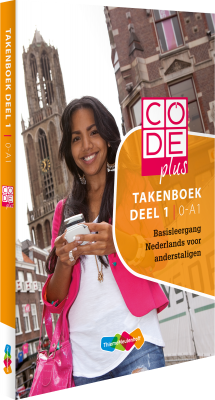 Cover Code Plus Takenboek  Deel 1