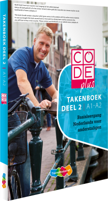 Cover Code Plus Takenboek  Deel 2
