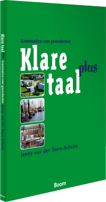 Cover Klare taal plus
