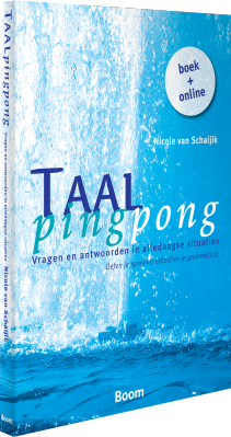 Cover Taalpingpong