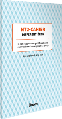 Cover NT2-Cahier Differentiëren
