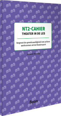 Cover NT2-Cahier Theater in de les