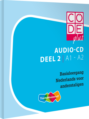 Cover Code Plus Audio-cd's deel 2