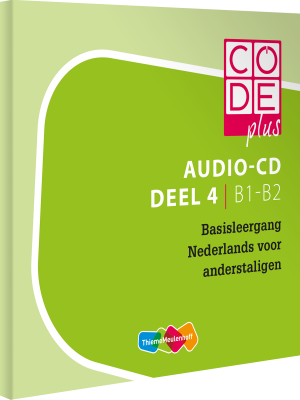 Cover Code Plus Audio-cd's deel 4