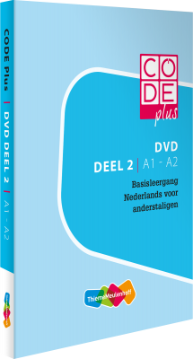 Cover Code Plus DVD deel 2