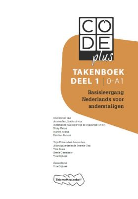 Code Plus Takenboek  Deel 1  - Slide 2