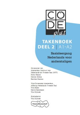 Code Plus Takenboek  Deel 2  - Slide 2