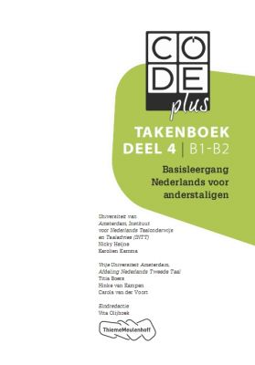 Code plus  Takenboek Deel 4  - Slide 2