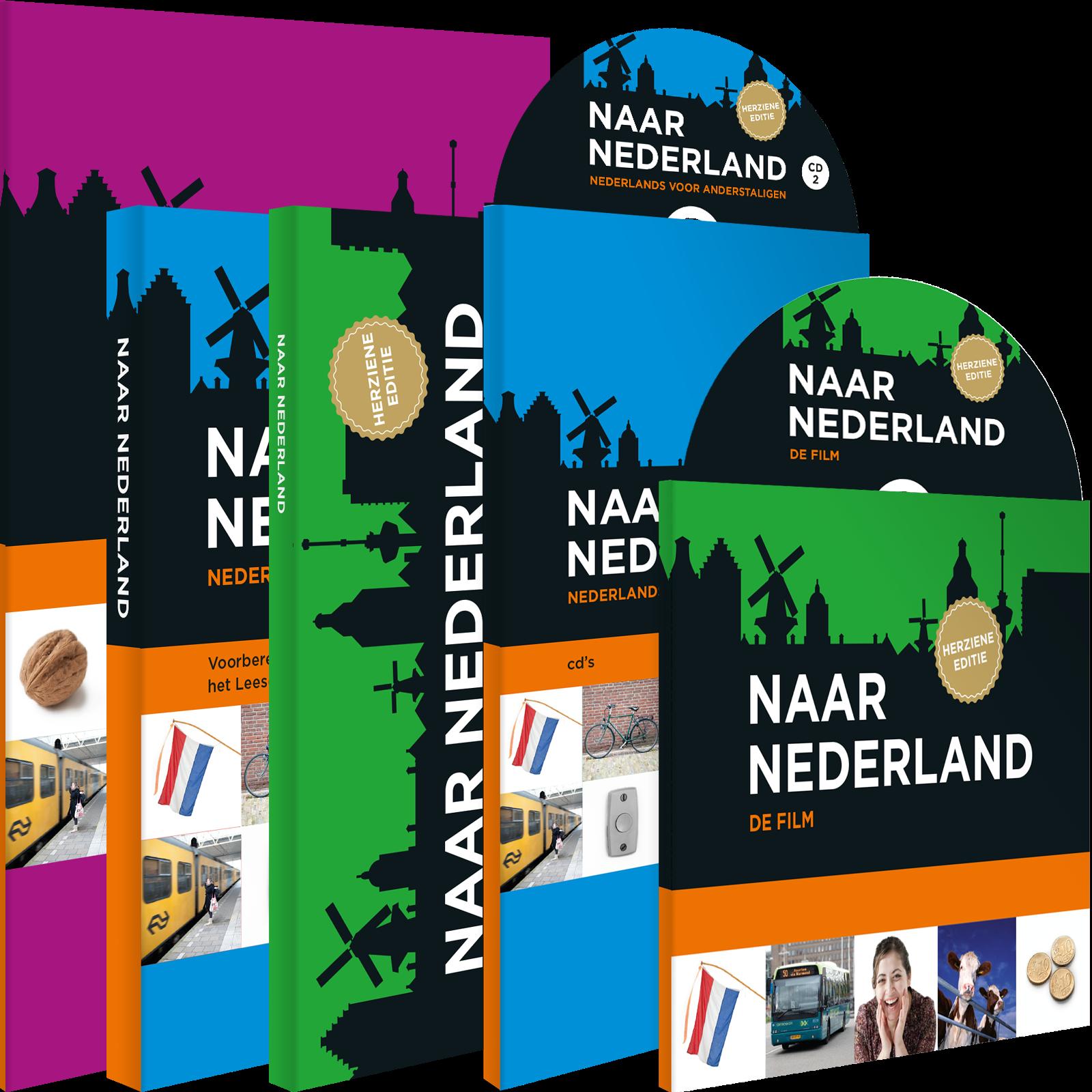naar nederland boek