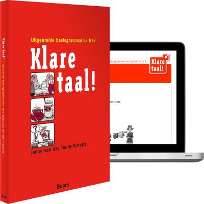 Cover Klare Taal!