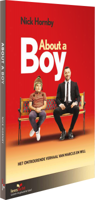 Cover About a boy