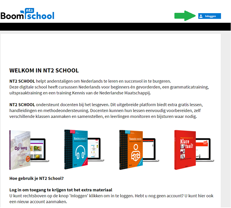 nt2.nl | nt2 school