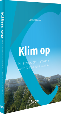Cover Klim op online only