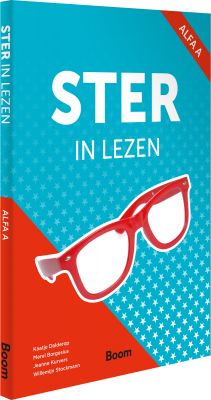 Cover Ster in lezen Alfa A – online only