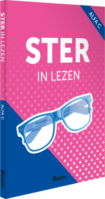 Cover Ster in lezen Alfa C – online only