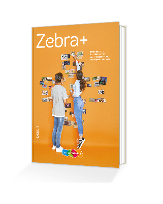 Cover Zebra Plus, deel 1